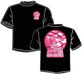 Tandem Sport Camo Ball Volleyball T-Shirt