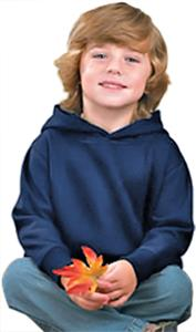 Rabbit Skins Toddler Fleece Hooded Pullover