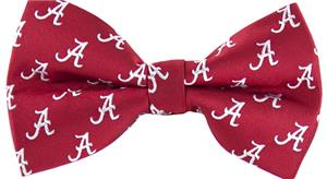 Eagles Wings NCAA Alabama Crimson Tide Bowtie
