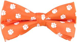 Eagles Wings NCAA Clemson Tigers Bowtie