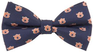 Eagles Wings NCAA Auburn Tigers Bowtie