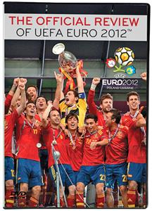 SLS Official Review of Euro 2012 Soccer DVD
