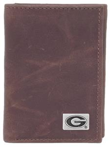 Eagles Wings 3 Styles Georgia Bulldog NCAA Wallets