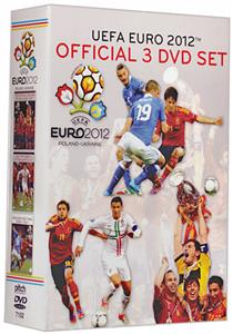 Soccer Learning Systems Euro 2012 DVDs (Set of 3)