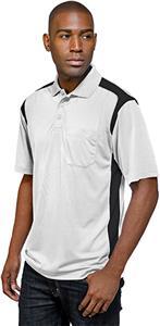 Tri Mountain Men's Short Sleeve Blitz Pocket Polo