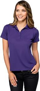 Tri Mountain Lady Vital Short Sleeve Polo Shirt