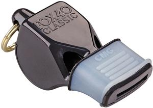 Fox 40 Whistle with soft CMG Grip - Standard Size
