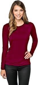 Lilac Bloom Women's Colette Long Sleeve Shirt