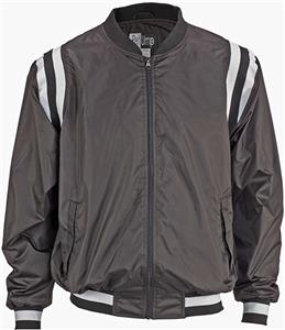Smitty Collegiate Referee Style Basketball Jacket