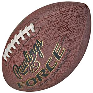 Force Composite Leather Footballs No Stripe