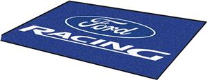 Fan Mats Ford Racing 4'x6' Rug