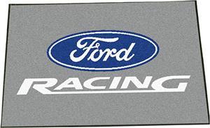 """Fan Mats Ford Racing Starter Mat Rug 19""""x30"""""""