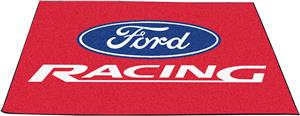 "Fan Mats Ford Racing Ulti-Mat Rug 60""x96"""