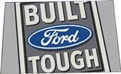 """Fan Mats Built Ford Tough Ulti-Mat Rug 60""""x96"""""""