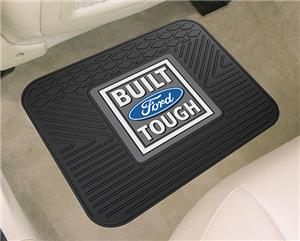 """Fan Mats Built Ford Tough Utility Mat 14""""x17"""""""