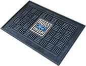 Fan Mats Built Ford Tough Medallion Door Mat