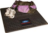 Fan Mats Ford Racing Heavy Duty Vinyl Cargo Mat