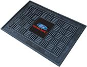 Fan Mats Ford Racing Medallion Door Mat