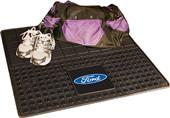 Fan Mats Ford Oval Heavy Duty Vinyl Cargo Mat
