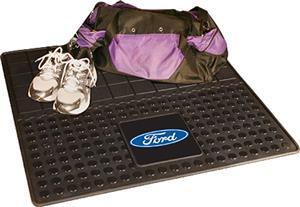 Fan Mats Ford Oval Heavy Duty Vinyl Cargo Mat