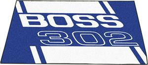 "Fan Mats Ford Boss 302 All-Star Mat 34""x45"""