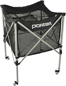 Porter Athletic Volleyball Deep Ball Cart