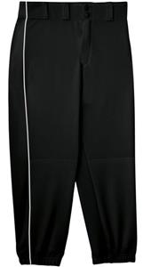High 5 Piped Prostyle Low-Rise Softball Pants