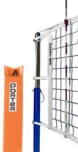 Porter Athletic Powr-Steel Volleyball Package