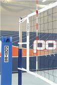 Porter Athletic Volleyball End Standards (Pair)