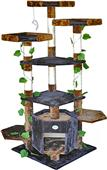 Go Pet Club Cat Tree Pressed Wood Condo