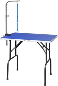Go Pet Club Pet Grooming Table BLUE