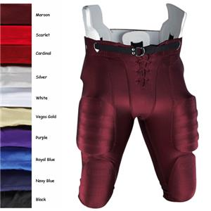 Adams Adult LP-08 Slotted Football Game Pants