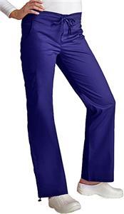 Adar PopStretch Women's Junior Fit Bungee Leg Pant