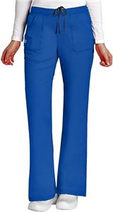 Adar PopStretch Women's Junior Fit Flare Leg Pants