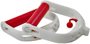 LifelineUSA Resistance Band Grip All Handles(Pair)
