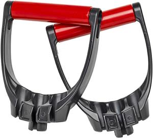 LifelineUSA Resistance Band Triple Handles (Pair)
