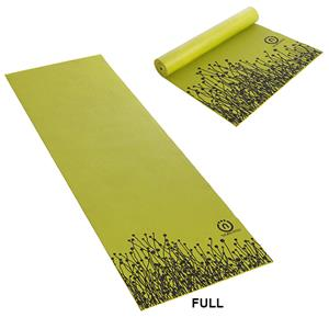 "Natural Fitness Moss Eco-Smart 24"" x 69"" Yoga Mat"