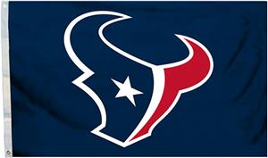 BSI NFL Houston Texans 3' x 5' Flag w/Grommets