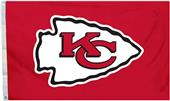 NFL Kansas City Chiefs 3' x 5' Flag w/Grommets