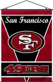 "BSI NFL San Francisco 49er's 28"" x 40"" Wall Banner"