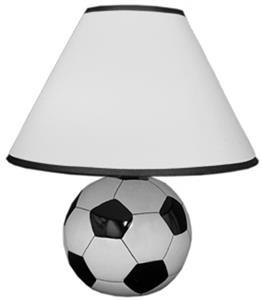 Rixstine Soccer Lamp