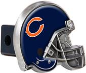 BSI NFL Chicago Bears Metal Helmet Hitch Cover