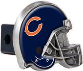 BSI NFL Chicago Bears Metal Helmet Hitch Cover
