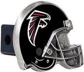 BSI NFL Atlanta Falcons Metal Helmet Hitch Cover