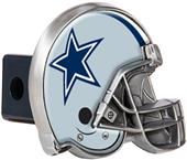 BSI NFL Dallas Cowboys Metal Helmet Hitch Cover