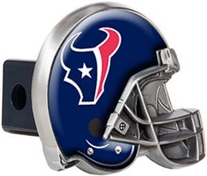 BSI NFL Houston Texans Metal Helmet Hitch Cover