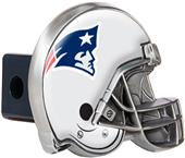 BSI NFL Patriots Metal Helmet Hitch Cover