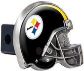 BSI NFL Steelers Metal Helmet Hitch Cover