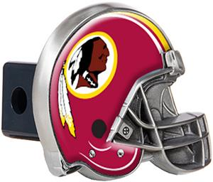BSI NFL Redskins Metal Helmet Hitch Cover