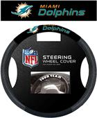 BSI NFL Miami Dolphins Steering Wheel Cover
